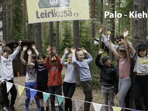 Viikon 1 telttakyläkuvat ovat saapuneet!
