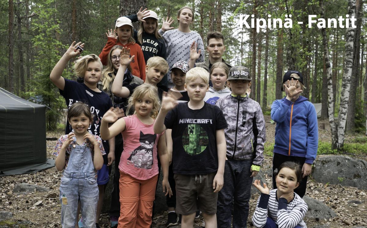 Telttakyläkuvat - Leirikesä ry: parhaita kesä- ja