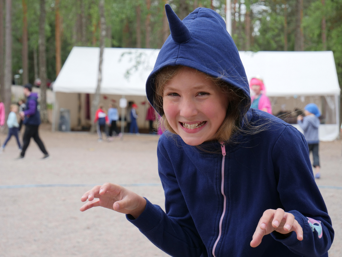 Perjantain mysteeri - Leirikesä ry: parhaita kesä- ja