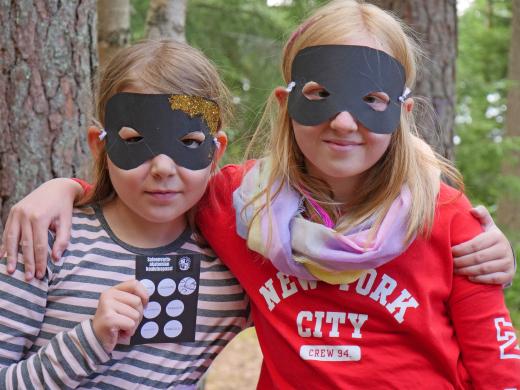 Keskiviikko - Kouluta supersankarisi!