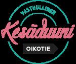 Oikotie.fi-työnhakupalvelun Vastuullinen kesäduuni-kampanjan logo