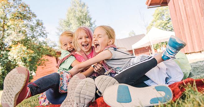 Leirikausi 2019 on alkanut - Partiolaisten päiväleirit - Kiljavan Leirikesä - Nikuvikenin Leirikesä - Leirikesä ry - Maailman parhaita lastenleirejä